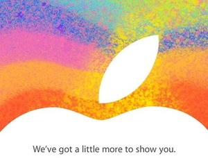 Apple confirms iPad Mini for October 23rd