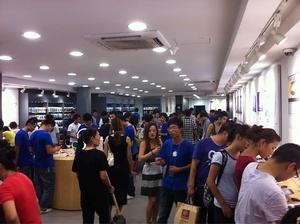 Chinese officials find 22 more fake Apple stores