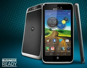 Motorola unveils Atrix HD