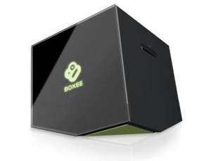 TV support comes to the Boxee Box