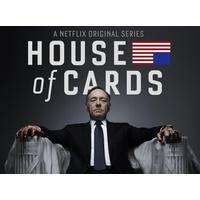Seizoen 5 van House of Cards op Netflix aangekondigd