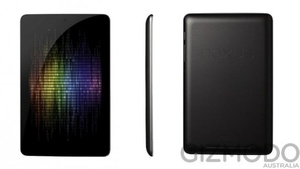 More specs revealed for Google Nexus 7 tablet?