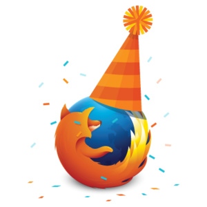 Mozilla Firefox turns nine years old