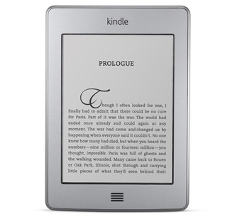 Report: Amazon to release front-lit Kindle in July