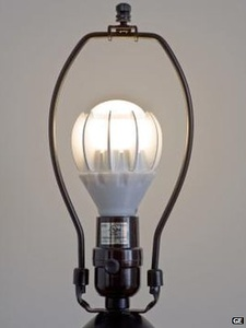 New LED lightbulb to last for two decades