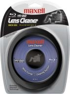 Maxell offers lens cleaner for HD DVD & Blu-ray