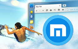 Maxthon een ondergewaardeerde webbrowser.