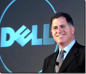 Dell sales down ahead of proposed buyout