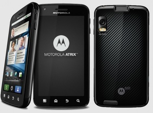 Motorola Atrix 4G not getting ICS