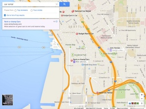 Google laittaa Mapsin ulkoasun uusiksi - kartat keskin