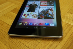 Google has sold out of the 16GB Nexus 7 tablet