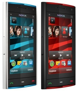 Testiss� Nokia X6 Comes with Music