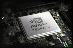 Nvidia d�ber Tegra 3'ens fem kerner 4-PLUS-1