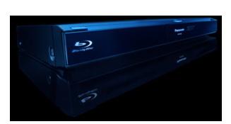 Panasonic shows DMP-BD50 Blu-ray player