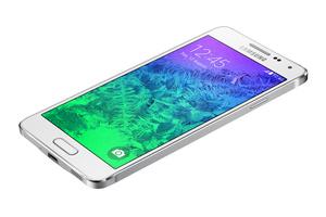 Arvostelu: Samsung Galaxy Alpha - Tehoa ja tyyli�