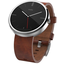 Moto 360 coming soon in gold and with a new leather band?