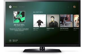 Spotify isolle n�yt�lle: Android TV -sovellus julkaistu