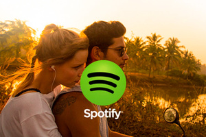 Honderden wachtwoorden Spotify Premium op straat