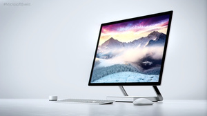 Microsoft unveiled their high-end Surface Studio all-in-one PC