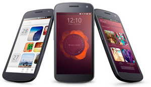 Canonical shows off Ubuntu mobile OS on Galaxy Nexus