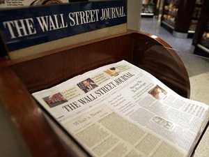 Ebook best sellers list added to The Wall Street Journal