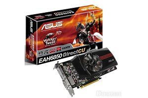 Asus EAH6850 DC/2DIS/1GD5/V2