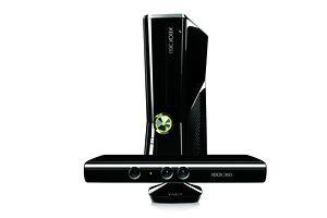 Microsoft Xbox 360 4gb Kinect