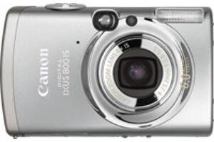 Canon Digital IXUS 800 IS