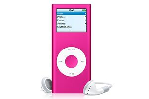 Apple iPod nano 4GB (2nd gen)