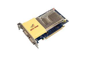 Asus EN8600GT Silent HTDP (512MB / PCIe)