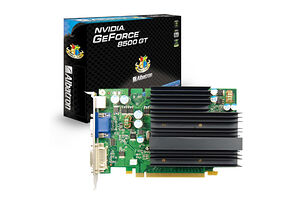 Albatron GeForce 8500GT 512MB