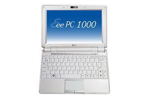 Asus Eee PC 1000 (80GB / Windows XP)
