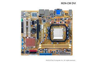 Asus M2N-CM DVI