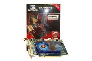 Sapphire RADEON HD 3650 (512MB DDR2 / PCIe)
