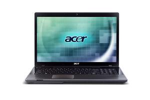 Acer Aspire 7745G (i5-450M / 640 GB / 1600x900 / 4096MB / Radeon HD5650)