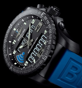 Breitling: Smartwatch Can Be Connected to the iPhone
